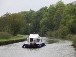 Location bateaux Mittersheim